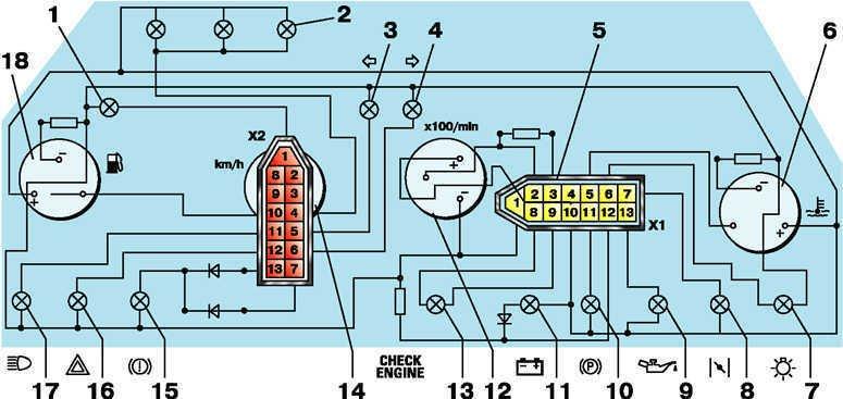 Инструкция Для Понели Приборов Автомобиля Ваз 2110